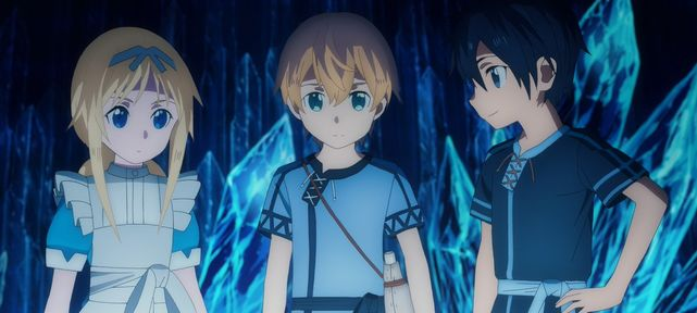 sword-art-online-alicization-dessins-personnages-kirito-eugeo-et-alice