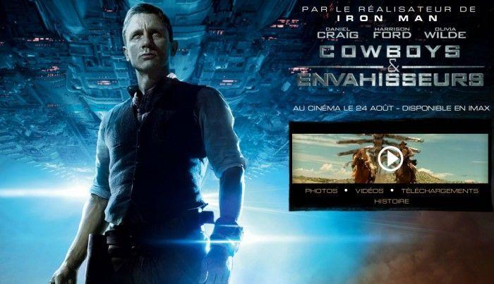 Making of:  Cowboys & Envahisseurs