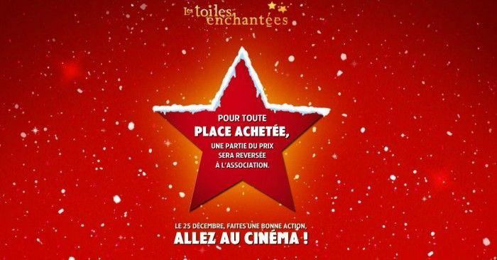 Soutenez Les Toiles Enchantées en allant au cinéma le 25 Décembre