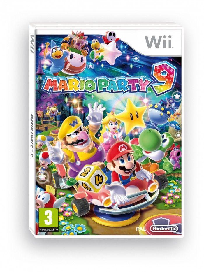 Mario Party 9: Pimentez vos soirées à la sauce Mario !