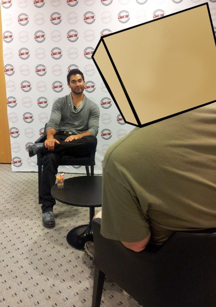 Teen Wolf: Interview avec Tyler Hoechlin