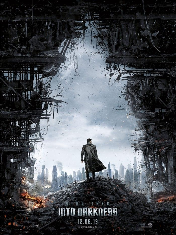 STAR TREK INTO DARKNESS: LA BANDE-ANNONCE EVENEMENT !
