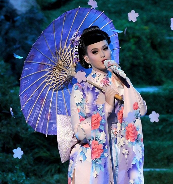 Katy Perry style japonaise