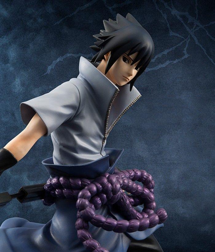 G E M Series Naruto Shippuden Uchiha Sasuke
