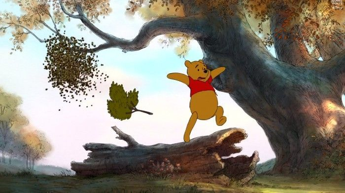 Le grand retour de de Winnie l'ourson au cinéma!