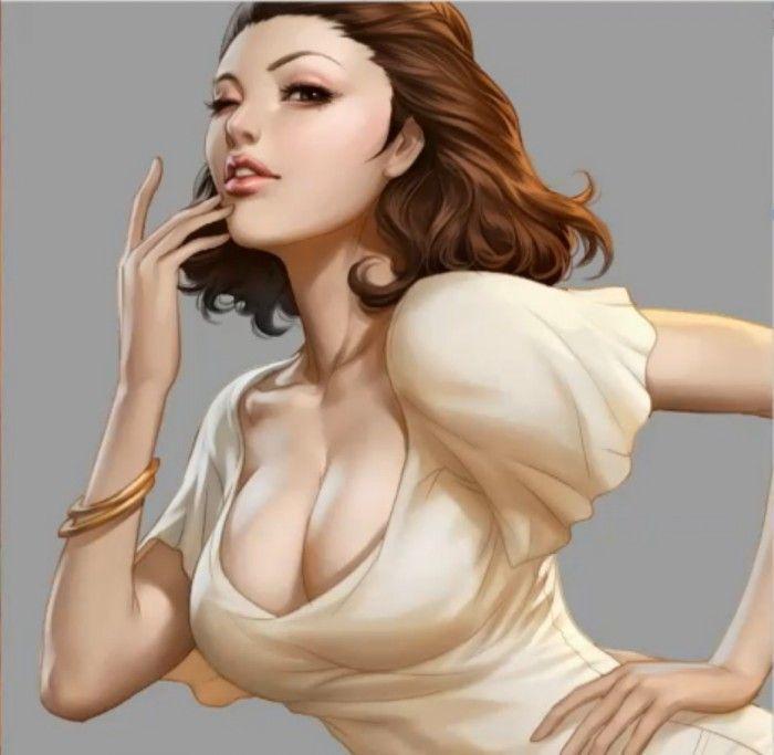 dessins filles sexy tukiff.com