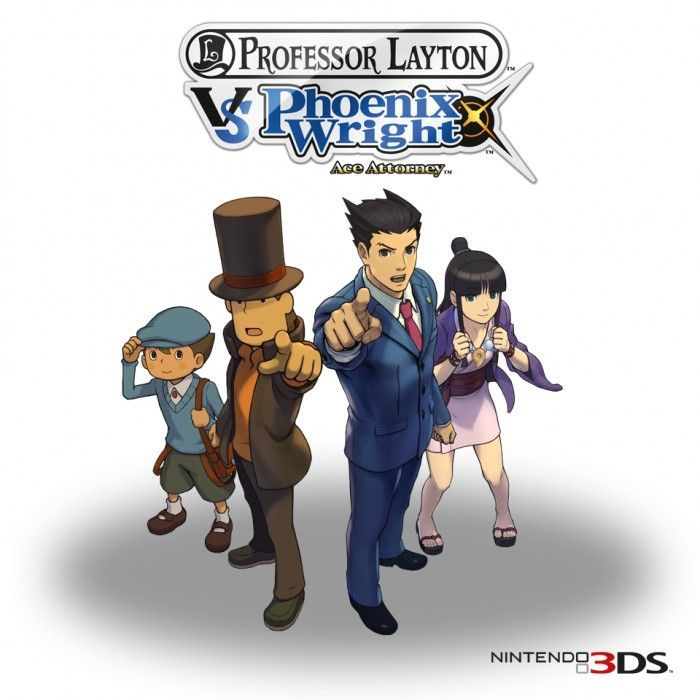 PROFESSEUR LAYTON vs PHOENIX WRIGHT: ACE ATTORNEY SUR NINTENDO 3DS