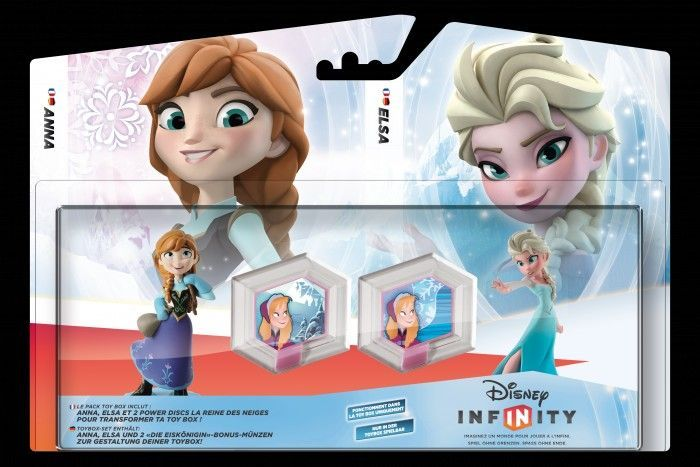 pianosetclaviers  Disney Infinity Figurines La Reine des neiges