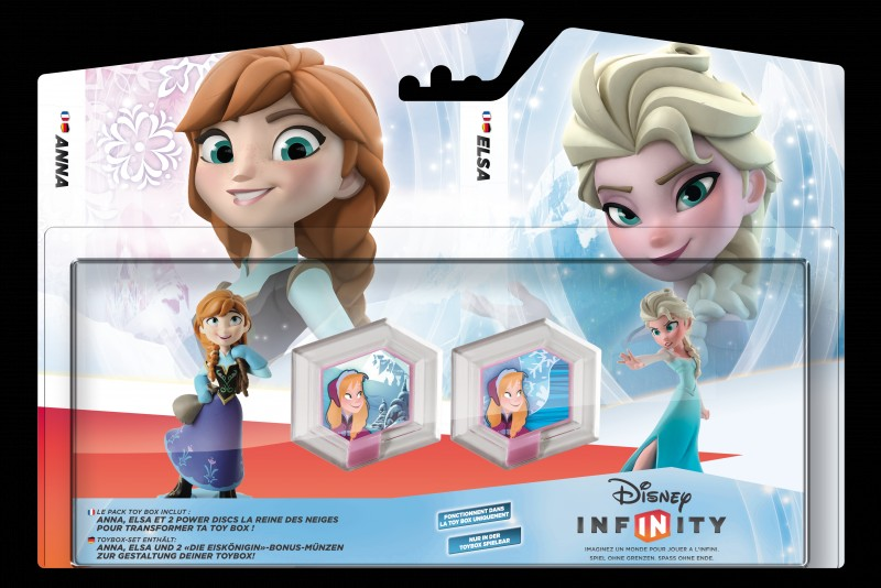 De Nouvelles Figurines Disney Infinity