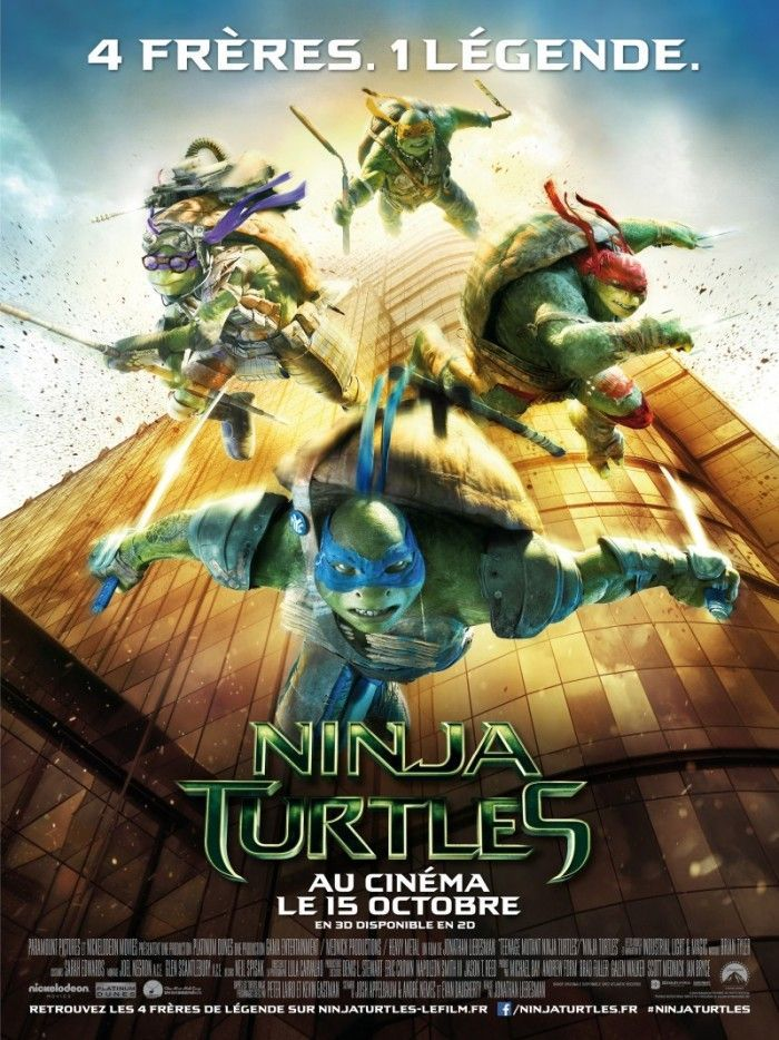 Critique de NINJA TURTLES: Boom explosion!