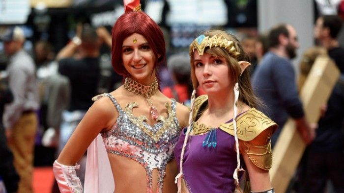 Comic Con New York 2014: les plus beaux cosplay