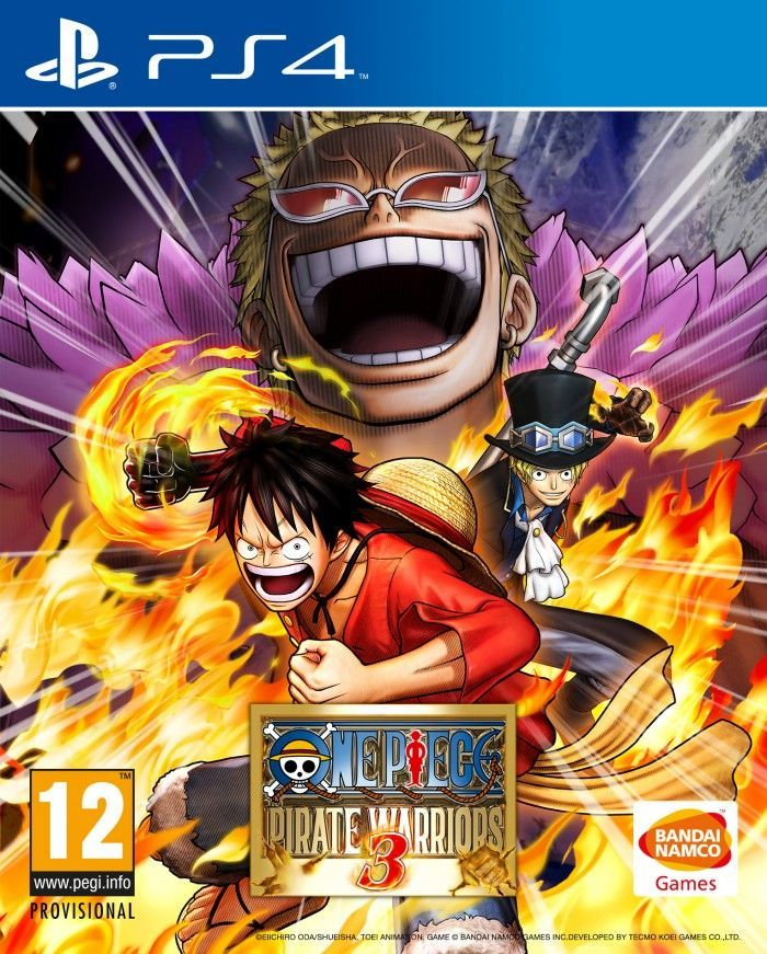 Trailer Français One Piece Pirate Warriors 3 : Grand Line nous voilà !
