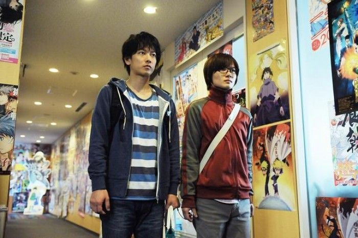 Photos du film live de Bakuman