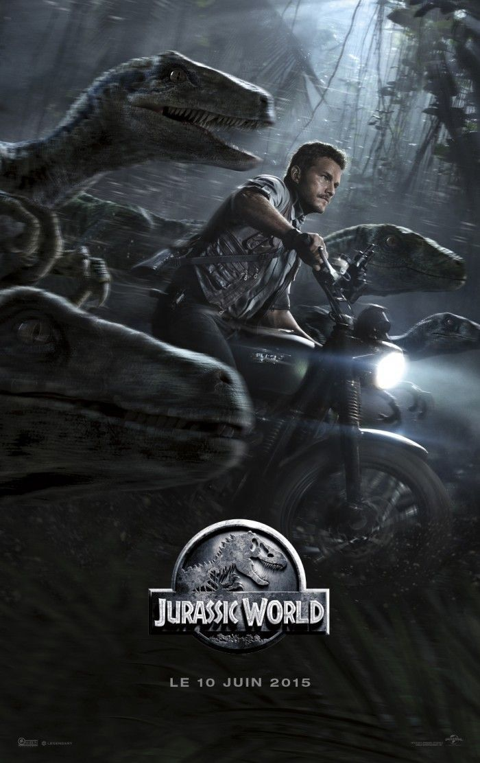 Critique de Jurassic World: un film poids lourd au box office!
