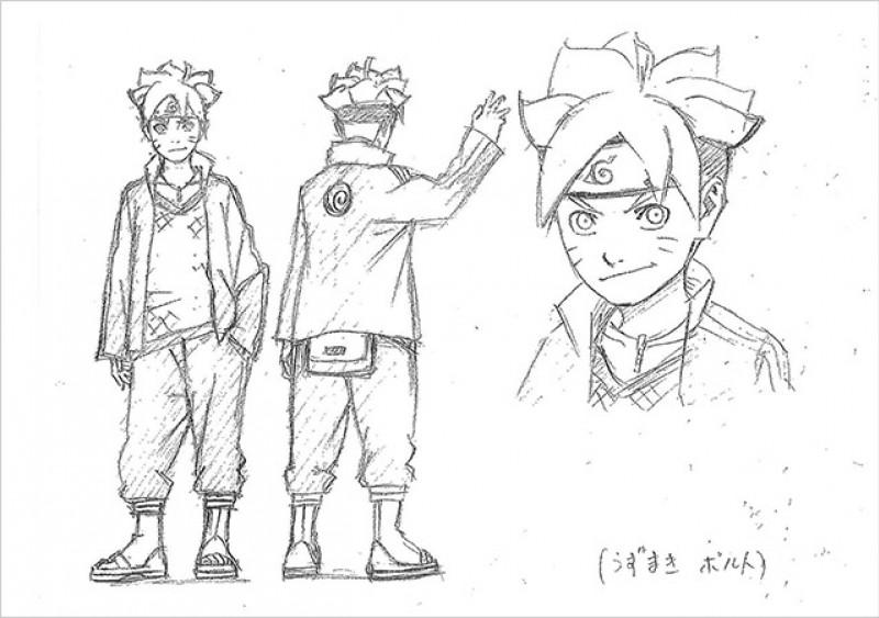 Naruto Artbooks. Coffret 2 volumes - Masashi Kishimoto