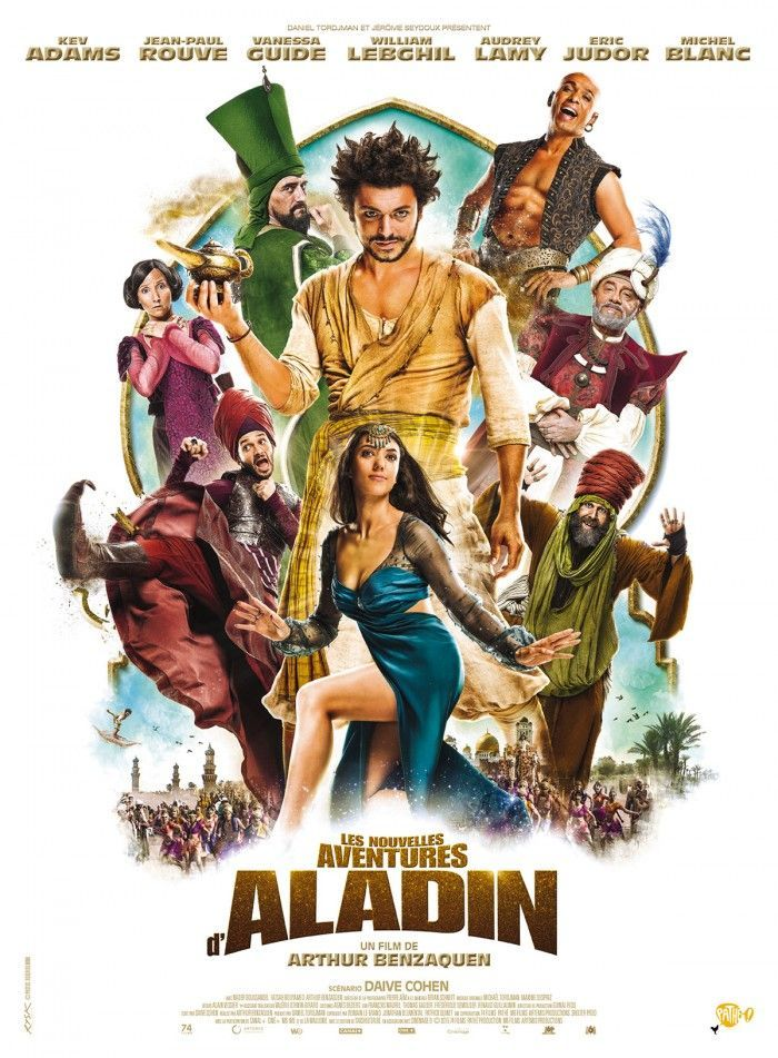 Les nouvelles aventures d 39 aladin kev adams d couvre son - Singe de aladin ...