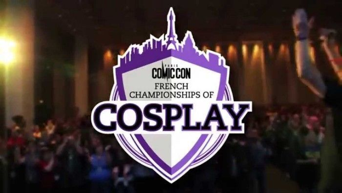 Comic Con Paris 2015 :  Le grand championnat de Cosplay !