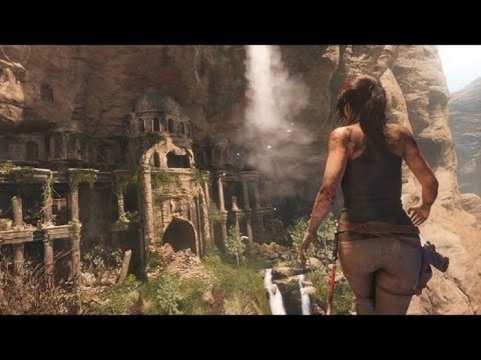 Rise Of The Tomb Raider: Gameplay des temples