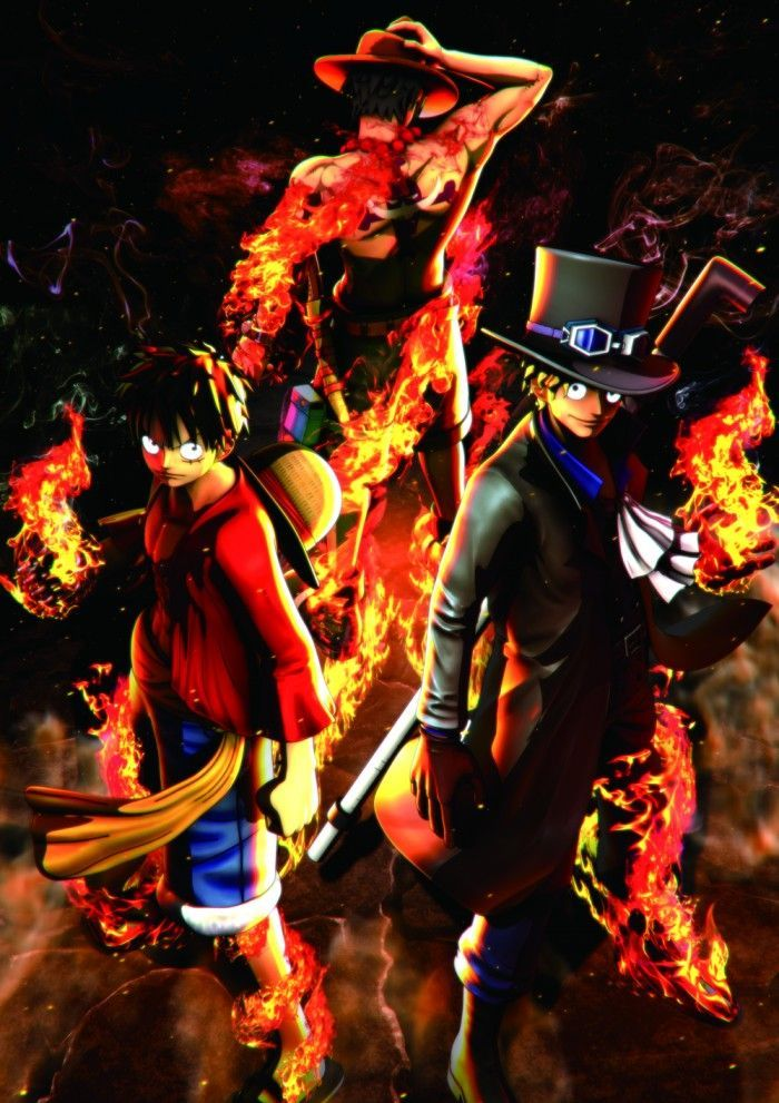 ONE PIECE: BURNING BLOOD -  Artworks et Screenshots du jeu