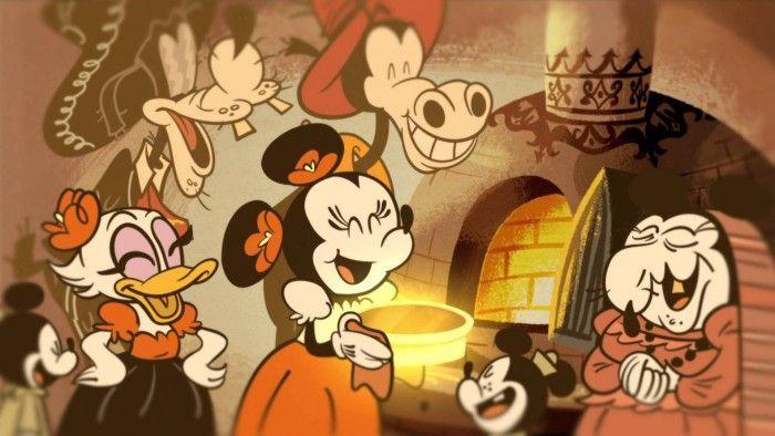 Mickey Mouse Joyeux Anniversaire Et Haut Les Mains Episode