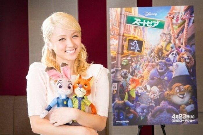 La Chanson De Zootopie Try Everything En Japonais Par