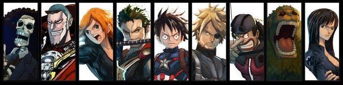 Dessins one piece en avengers par andimoo studios - Dessin anime avengers ...
