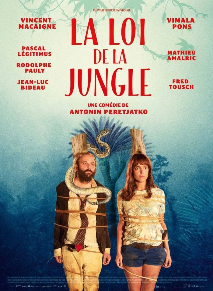 Critique de La Loi De La Jungle: Un film ovni!