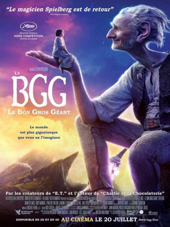 Le BGG – Le Bon Gros Géant Bande-annonce finale VF