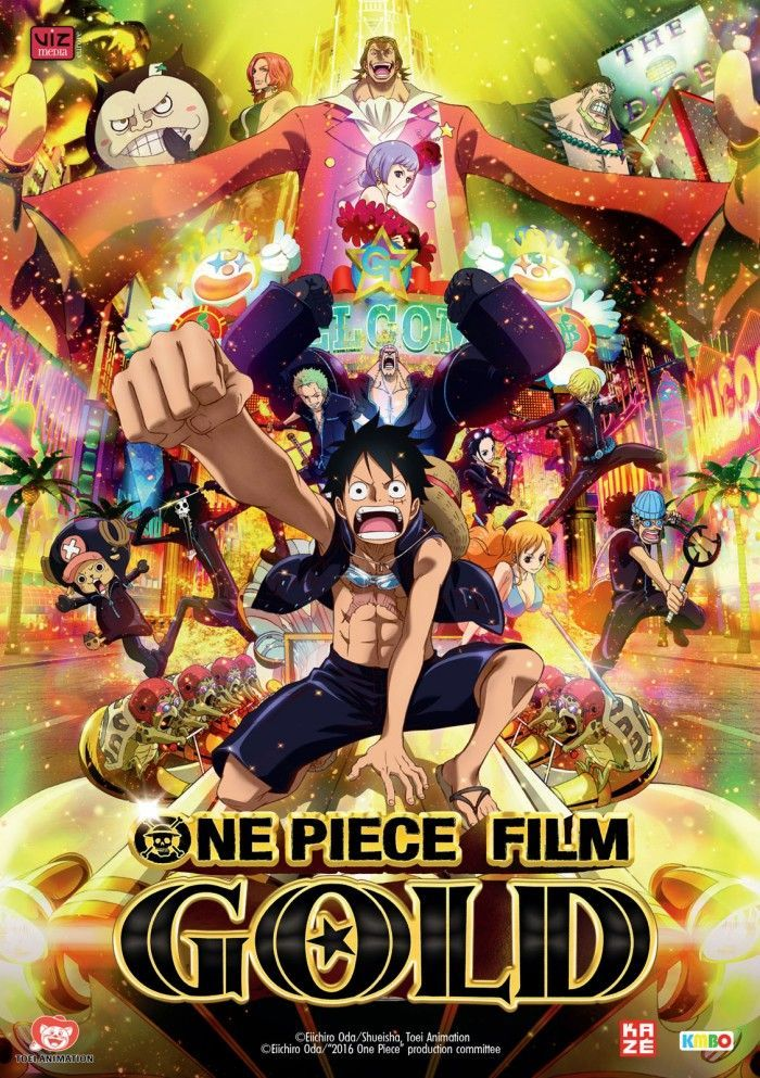 Critique de One Piece Gold: un film qui ne vaut pas son pesant d'or!