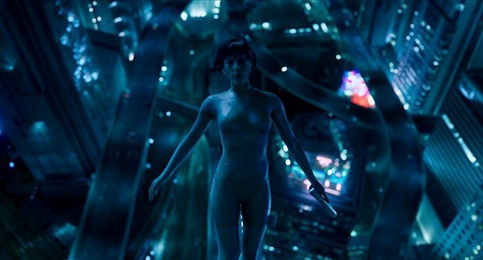 Nouvelle Bande-Annonce GHOST IN THE SHELL VF - SCARLETT JOHANSSON