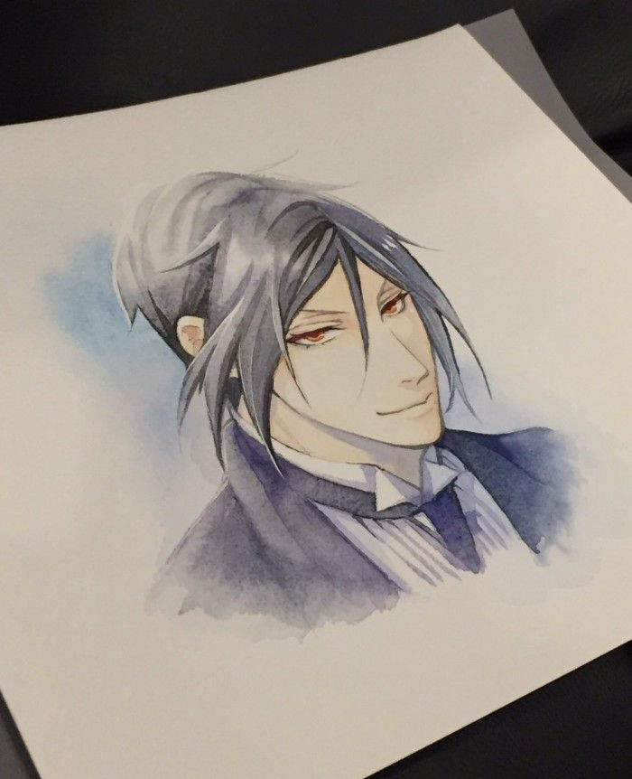 Black Butler Book Of The Atlantic : Dessins à l'aquarelle de la mangaka Yana Toboso et shikishis offerts