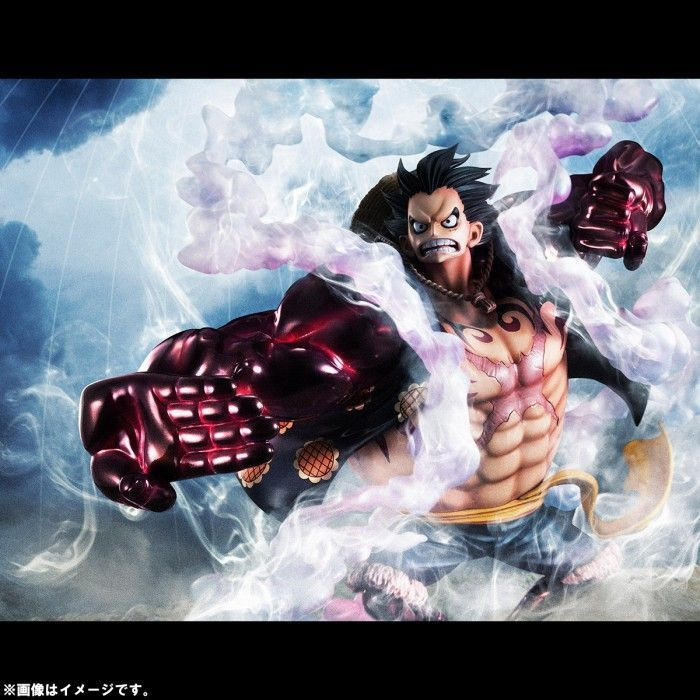 Portrait Of Pirates One Piece Monkey D. Luffy 4 Gear SA-Maximum