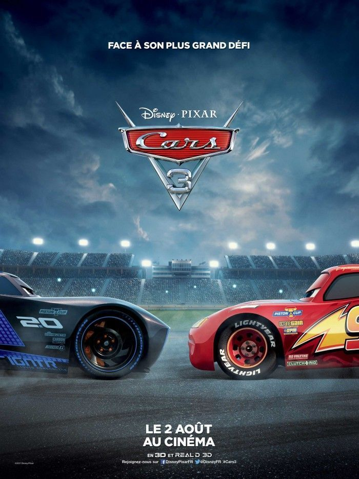 Critique de Cars 3: Le grand retour de Flash McQueen!