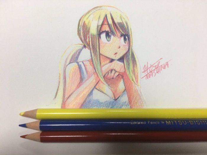 Challenge De Colorier Avec 3 Crayons De Couleurs Explique Par Hiro