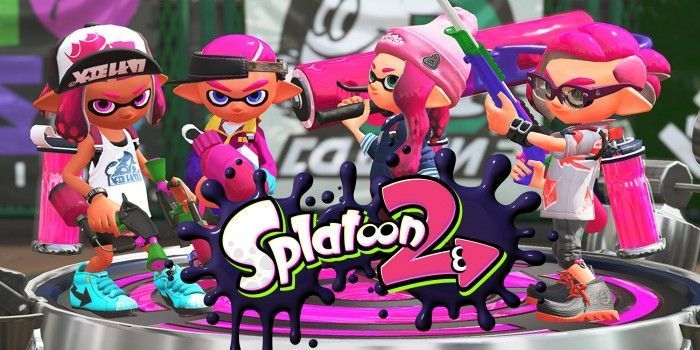 Tournoi Splatoon 2  à la Paris Games Week