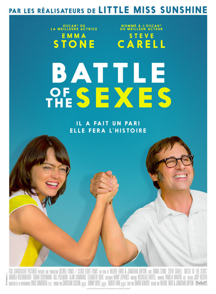 Critique de Battle Of The Sexes