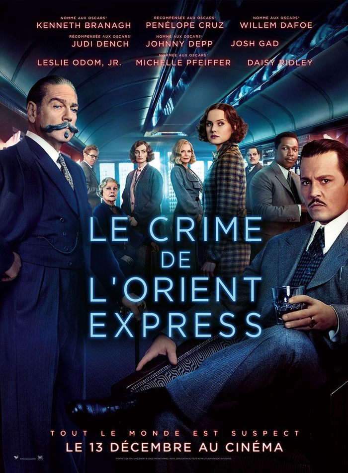 Critique du film Le Crime De L'Orient Express