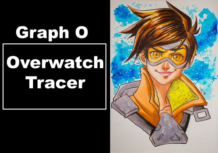 Tracer Overwatch au Graph O