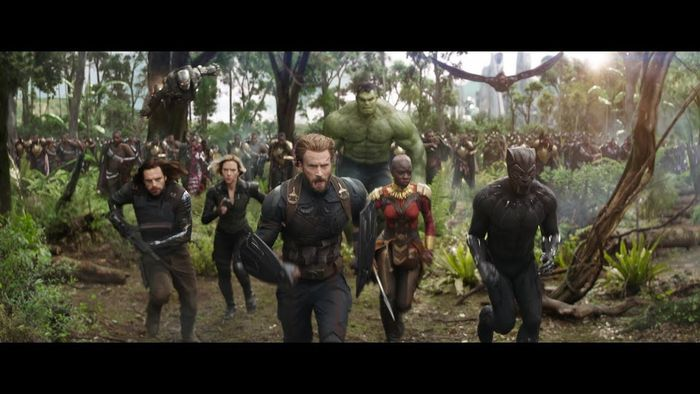 Avengers : Infinity War - Spot TV : Big Game (VF)