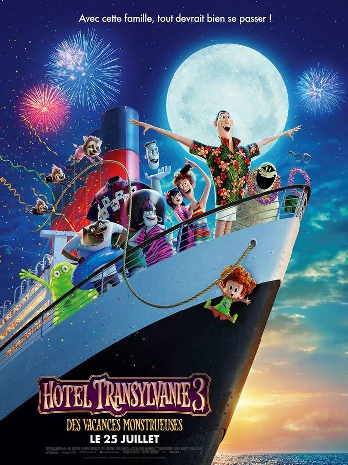 Hotel Transylvania 3 Summer Vacation >> HÔTEL TRANSYLVANIE 3 : Nouvelle bande annonce drôle - Le ...
