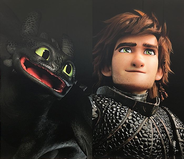 how to train your dragon 3 new dragons