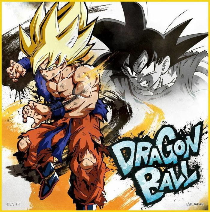 12 superbes Shikishis Dragon Ball de la collection BATTLE OF WORLD WITH DRAGONBALL LEGENDS