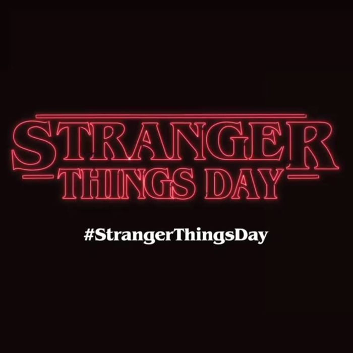 6 Novembre, c'est le Stranger Things Day !