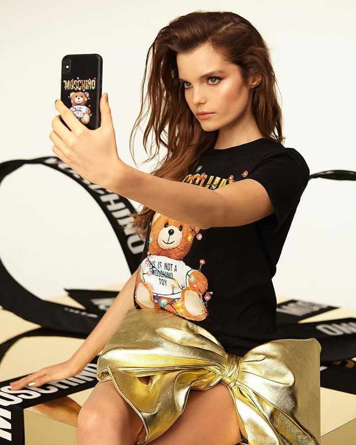 Collection MOSCHINO TEDDY HOLIDAY par Jeremy Scott