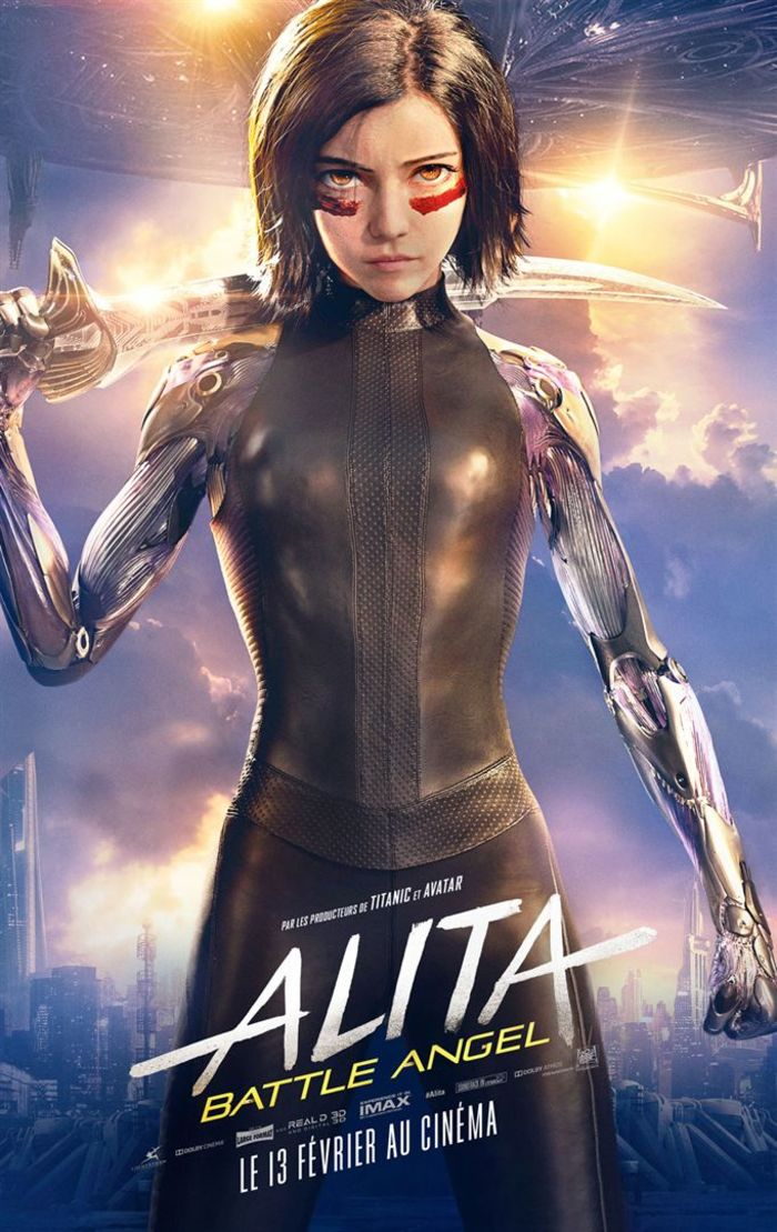 Swan Song, la chanson du film Alita : Battle Angel par Dua Lipa