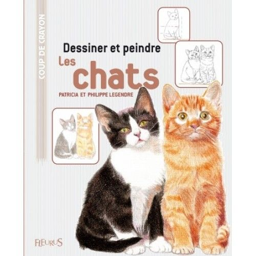 dessine et peindre les chats fiche produit sur tvhland. Black Bedroom Furniture Sets. Home Design Ideas