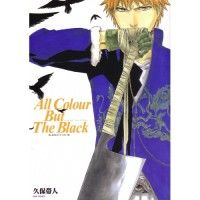 Artbook Bleach All Colour But The Black