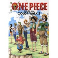 One Piece Color Walk 2 - Eichiiro Oda