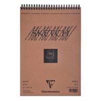 Sketch Clairefontaine A4 90g 50f