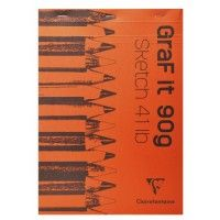 Graf It Clairefontaine A4 90g